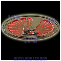 3D car logo light for Lada Priora ,car badge light,auto led light,auto emblem led lamp