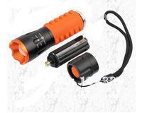 500 Lumens Zoom Torch Flashlight Lamp Light CREE Q5 LED 5pcs/lot Free Shipping