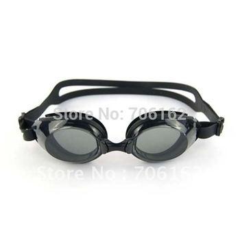 Black New Swimming Swim Goggles Anti-Fog UV Glasses 800F for teenage Adult