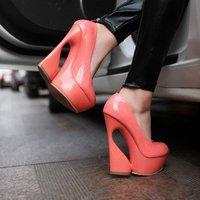 Туфли на высоком каблуке EUR 34/43 4089