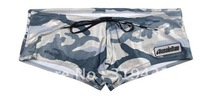 free shipping,2012new arrival,popular&fashion,camouflage,Low waist,sexy,boxer/trunks,men's brand swimming trunks/swimwear,retail