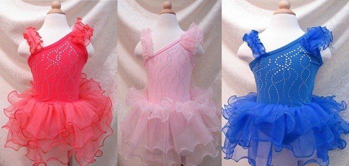 Танцевальном платье своими руками