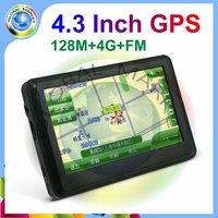 GPS-навигатор GPS 7/500 FM DDR128M 4 GPS