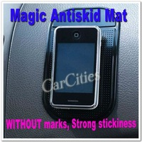 Antiskid Mat for Car non-slip Dash Mat Clean Easily WITHOUT any marks,strong stickness,14*8cm,HOT SALE