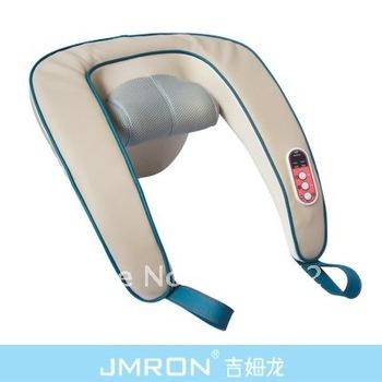 promotion head massager neck massager nerve endings scalp/CR-1105 Shiatsu Neck Massager with Heat