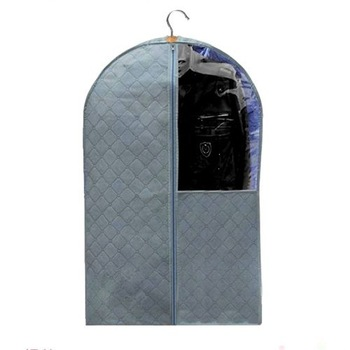 Bamboo charcoal clothing incorporating dust cover suits sets coat dust-proof sets of clothes dust-proof bags trumpet