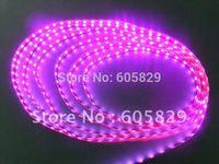 5050 Led Strip Red Waterproof 5M Led strip light 60leds/M IP67 Free Shipping