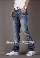2012 hot selling new The hole men's jeans for mens jeans pants trousers causal pants W28-W36 free shipping