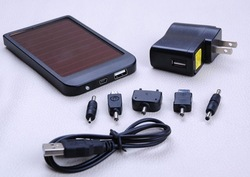 Solar portable power supply for longer(China (Mainland))
