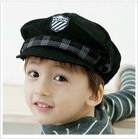 The latest emblem baseball cap/children cap 2012 children's baseball cap cap, excellent baby hat