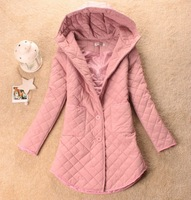 2012 newest style fashion ladies winter coat