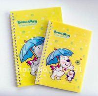 Children Kids Cartoon Paper Spiral Journal ,Notebook ,Notepad A4 And A5 Printing