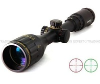 Sniper 3-9x50 Illuminated Etched Mildot riflescope Free shipping