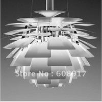 Free Shipping Hot Selling Wholesale Louis Poulsen PH Artichoke Lamp White Denmark Modern Suspension Pendant Light