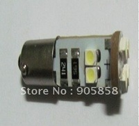 Wholesale - 50 pcs/Lot of Auto Canbus LED Interior Bulb(T10-BA9S-8SMD) 12V DC White