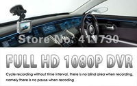 1080P HD Car Black Box with Logger wide angle 120degrees with remote control F302A