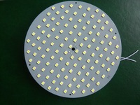 120smd 5050 22W  ceiling light led bulb lamp downlight magnetic led panel plate  for roof lamp free shipping