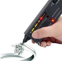 New Electronic Diamond Gemstone Gems Tester Selector II detector LED tool