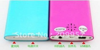 "Trendy 50pcs Super thin 1.8"" LCD Screen 4th Gen 16GB MP4 player Bulid in Speaker  +FM Radio +Cross button"