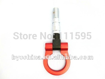 Hot Sale Benen Red Aluminum Racing Tow Hook