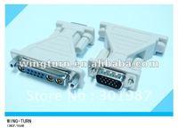 SUN SPARC 13W3 F HD15 M 13W3 Female to VGA 15 Male Adapter