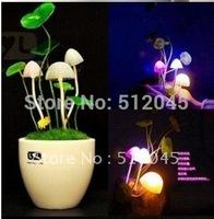 10pcs FREE SHIPPING! Avatar cartoon LED sleep light lamp avatar mushroom led night light house led avatar novelty gift