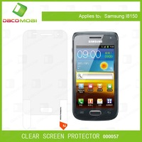 350PC Clear Transparent Screen Front Protector with Cleaning Cloth For Samsung Galaxy W I8150 without Retail Package