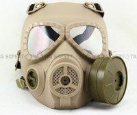 Emirates Airsoft Protection Mask MO4 nuclear war crisis series (Tan) free ship