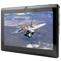 3200mHA Battery 7 inch android 4.0 512MB 4GB WIFI Camera Capacitive Screen Q88 allwinner a13 mid tablet pc
