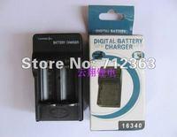 10PCS High Quality Digital Battery Charger for 16340/CR123A  CR123 123A li-ion Battery US Plug