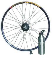 2012 new design electric bike conversion kits with bottle battery DIY E Bike easily Presale Type MK400