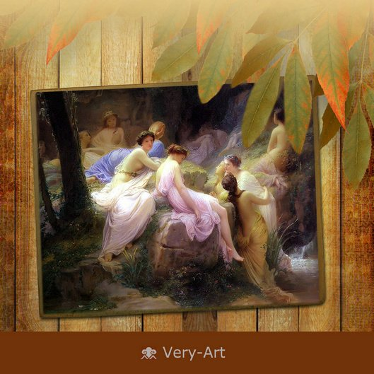 Oil Painting Customization for your own design carry out your idea(China (Mainland))