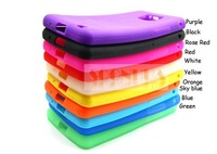 1000pcs/lot free fede xSilicon Case for Samsung I9100 Galaxy S2 S II (mix color)