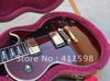 2012 New Style custom shop electric guitar Scarlet red ebony fingerboard free shipping