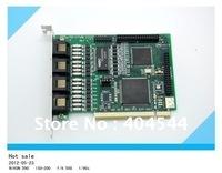 TE405P four ports Digital Asterisk card PCI card 5V interface Free shipping (DHL /EMS )