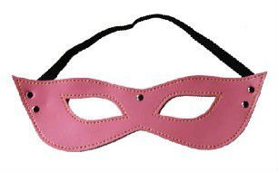 FREE SHIPING sexy lingerie-mask sexy pink leather