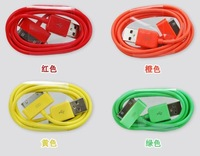 8X USB Data OEM Colorful Cable for iPod iPhone 4 4G 4S 3G S 2G C7