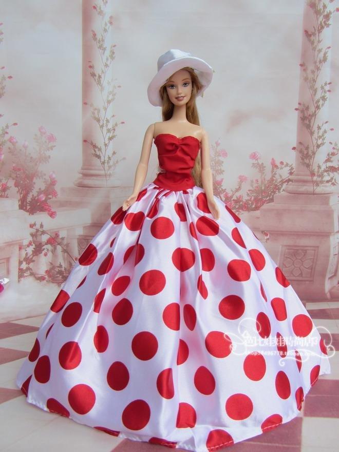 Фото платья для барби