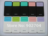 New Arrive Iface 3 Identity Hard Case For iPhone4&4s With retail package 20 color for choose