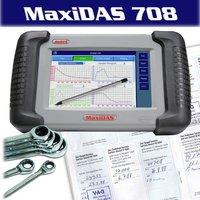 2012 New Arrivals Auto diagnostic tool Autel MaxiDAS DS 708 100% original auto scanner update-online--(4)