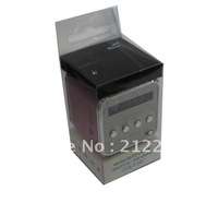 DHL,*20pcs* TD-V26 Portable  Mini Digital Speaker for MP3 MP4 PC,Support  Radio, USB, TF/SD Card,Free Shipping,Wholesale