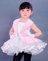 Free ship! fashion kid Princess perform wear1~15T