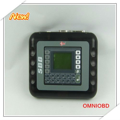 Super Sbb silca transponder key programmer immobilizer V33(China (Mainland))
