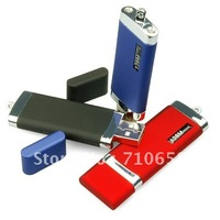 Free shipping usb 2.0 unique  plastic usb flash drives