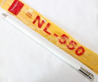 NAGOYA NL-550 White 144/430Mhz Dualband antenna Fiber Glass Pipe  NL350 (Black color is available)