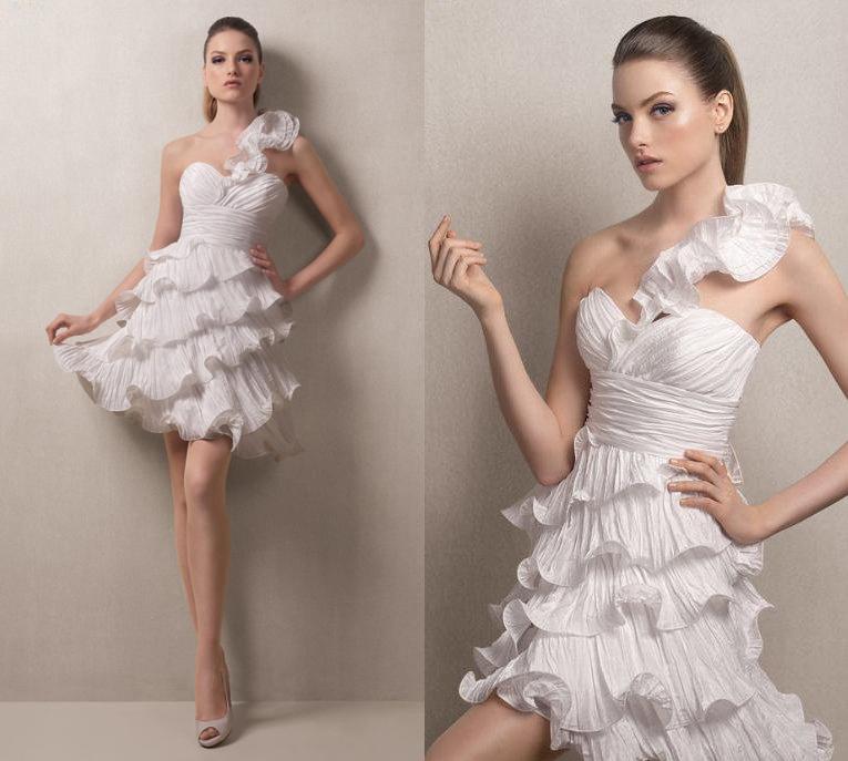 Короткие Свадебные Платья Интернет Магазин