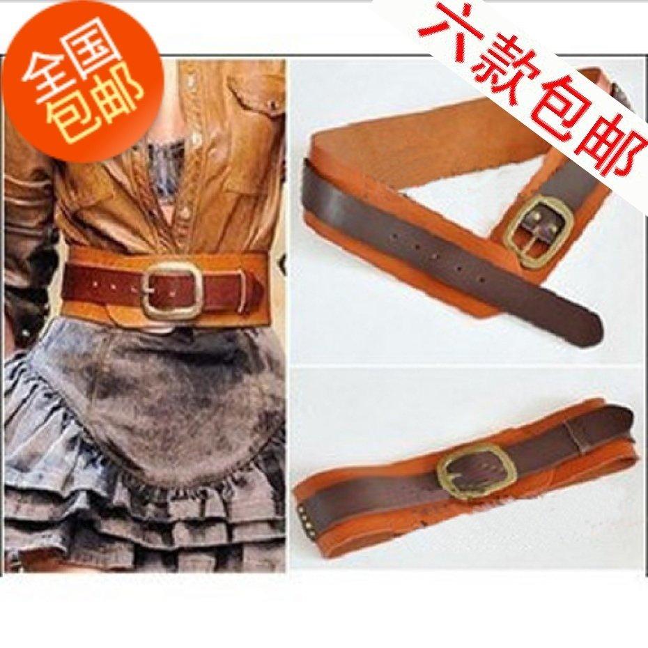 Wide Fashion Belt fashion belts g PD