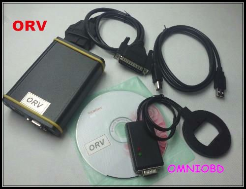 2012 new arrival ORV 4 in1 COMMANDER, diagnostic ORV VOLVO diagnostic tool free shipping(China (Mainland))