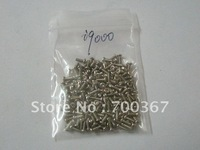 5bag/lot Guaranteed 100% brand new screw for Galaxy I9000/I9003/I9220/I9008/T959/I9008/S8000/S5830+free shipping