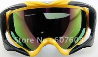 2013 new  NEWS Camouflage Snow Goggles Ski Goggle Colored Lens Snowboarding Sport Winter
